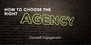 How to choose the right Agency